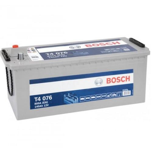 Аккумулятор Bosch T4 140A, L+ T4076