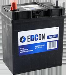 Аккумулятор автомобильный EDCON Asia 35A, L+