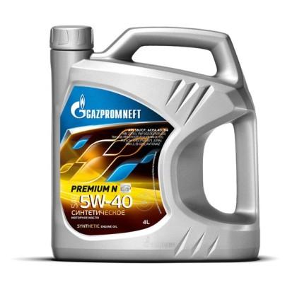 Масло моторное Газпромнефть Премиум N 5W-40