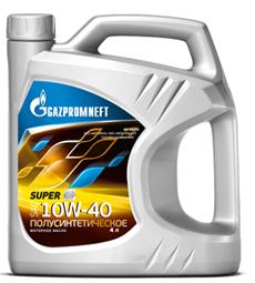 Масло моторное Газпромнефть Super 10W-40