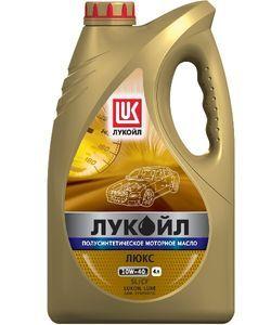 Лукойл Luxe 10W-40 полусинтетика, 4 л.