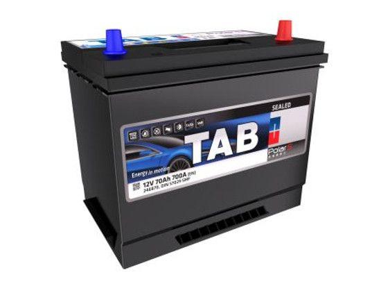 Аккумулятор Tab Polar JIS 70A, R+
