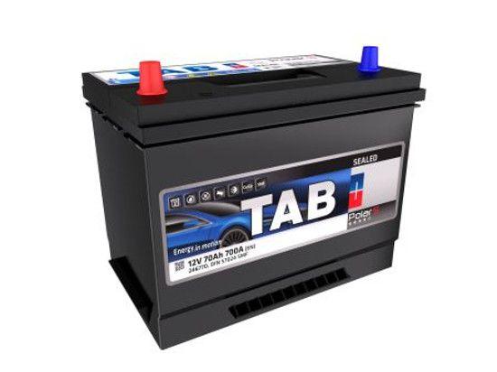 Аккумулятор Tab Polar JIS 70A, L+
