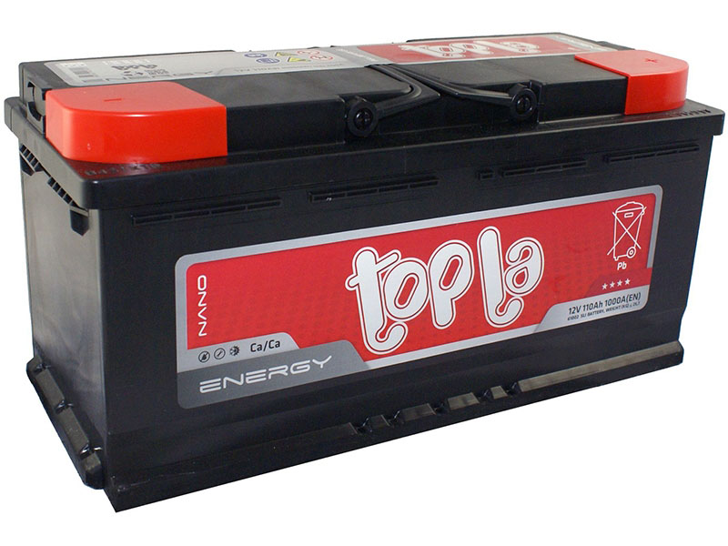 Аккумулятор Topla Energy 110A, R+