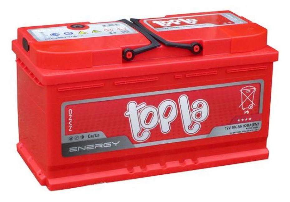 Аккумулятор Topla Energy 100A, L+