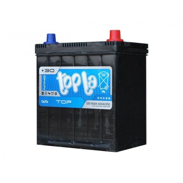 Аккумулятор Topla Top JIS 45A, R+