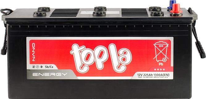 Аккумулятор Topla Energy Truck 225A, L+