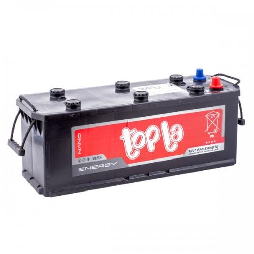 Аккумулятор автомобильный Topla Energy Truck 135 Евро
