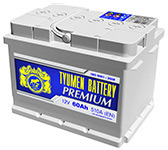 Аккумулятор Тюмень Premium 60 R+