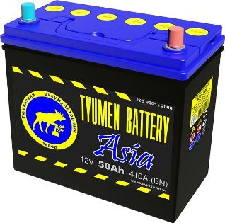 Аккумулятор Тюмень Asia 50 R+