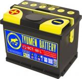Аккумулятор Тюмень Standart 62 L+