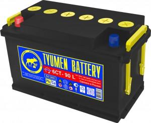 Аккумулятор Тюмень Standart 90 L+