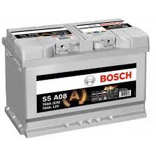 Аккумулятор Varta Silver Dynamic AGM 70Ah 760A, R+ 570 901 076