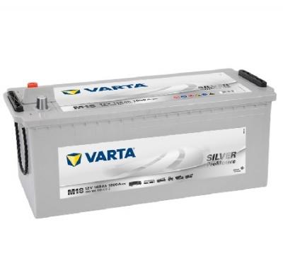 Аккумулятор Varta Promotive Silver 180Ah 1000A, R+ 680 108 100