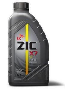 Масло моторное ZIC X7 LS синтетика 5W-30, 1 л.