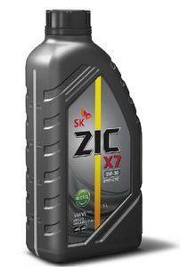 Масло моторное ZIC X7 Diesel синтетика 5W-30, 1 л.